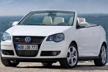 Volkswagen Polo Cabrio
