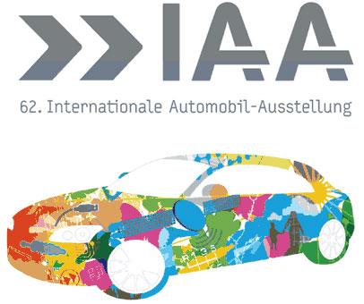 62 Edición del IAA, Salón de Frankfurt