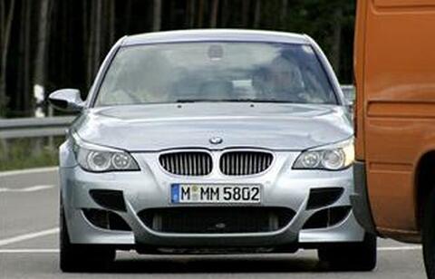 BMW M5 E60 575 CV