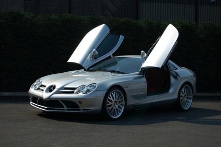 Mercedes SLR McLaren por Project Kahn