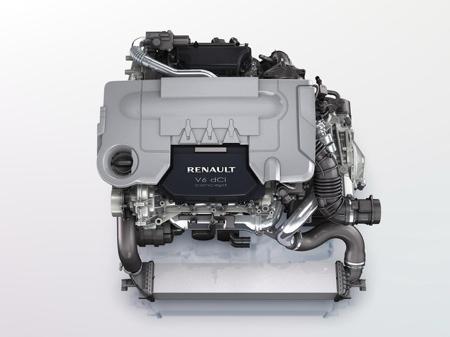 Renault V6 DCi