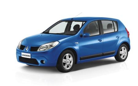 Renault-Dacia Sandero