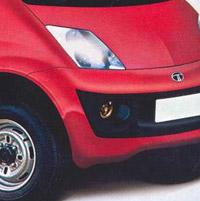 Tata Minicar 2008