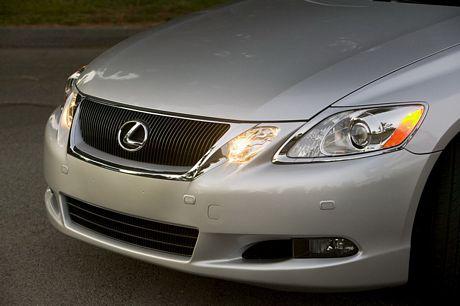Lexus GS 460 y 450h