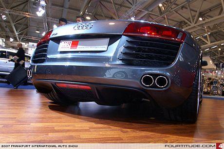 Audi R8 MS Design