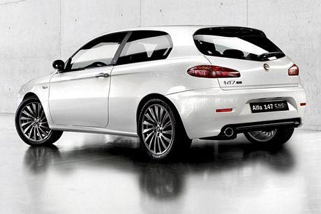 Alfa Romeo 147 edición especial CNC