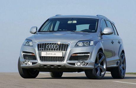 Audi Q7 Hofele Design