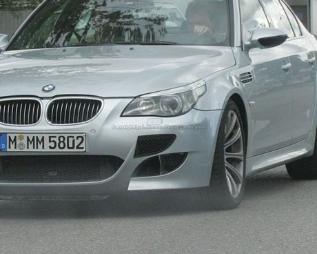 BMW M5 Turbo
