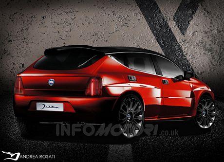 El nuevo Lancia Delta visto desde el corazón