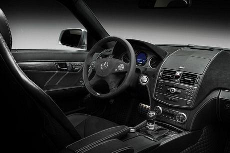 Mercedes Clase C Brabus Bullit V12 Biturbo