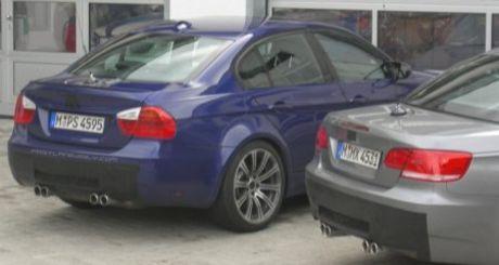 BMW M3 berlina y M3 cabrio