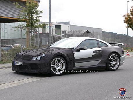 Mercedes SL Black Series