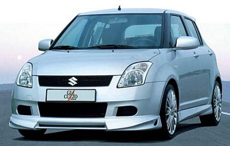 Suzuki Swift Giacuzzo Design