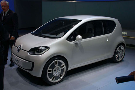 Volkswagen Up! Lupo