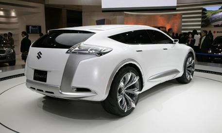 Suzuki Kizashi 2