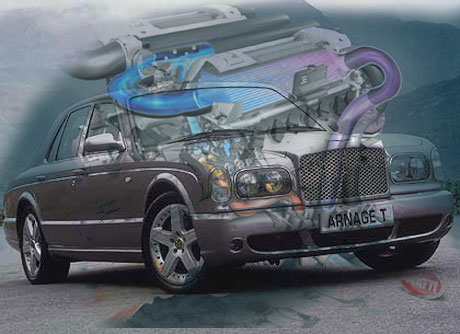 Bentley Arnage W16