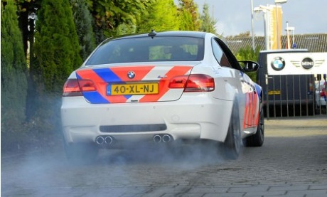 BMW M3 holandés