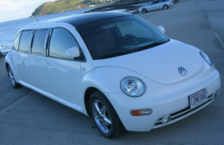 Volkswagen New Beetle Limusina