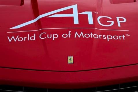 Ferrari A1GP