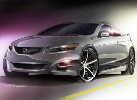 Honda Accord Coupé HF-S