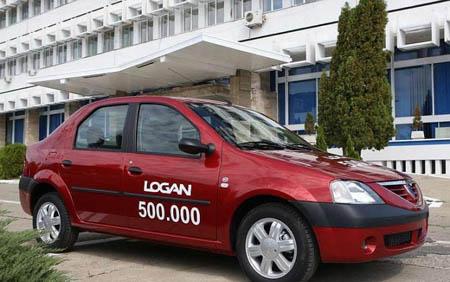 Dacia Logan 500.000