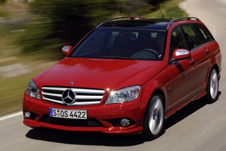 Mercedes Clase C Familiar