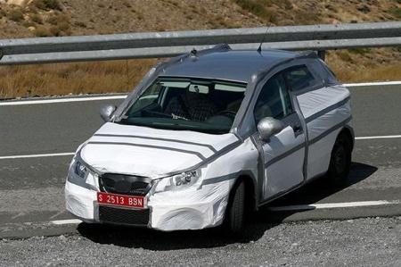 Más información, fotos espía y recreaciones del nuevo SEAT Ibiza