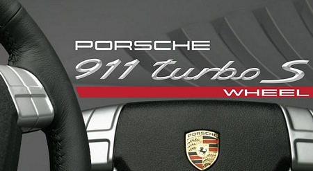 Porsche 911 Turbo S Wheel