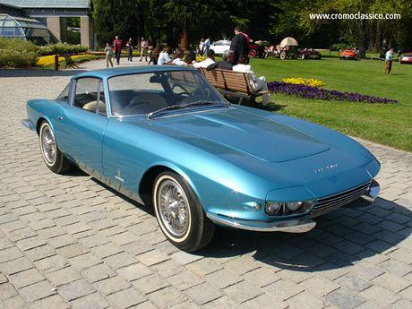 Pininfarina Rondine Corvette
