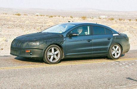 Volkswagen Passat Coupé
