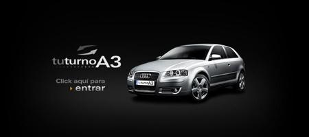 Audi A3: Tu turno