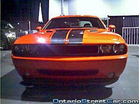Dodge Challenger de producción