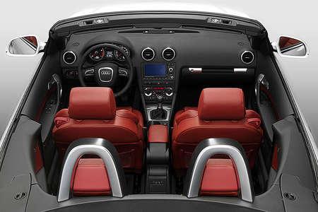 Audi A3 Cabrio, ¡primeras fotos oficiales!