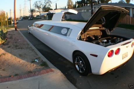 Corvette Limusina