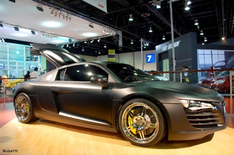Super Audi R8