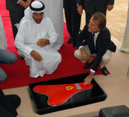 Parque temático Ferrari