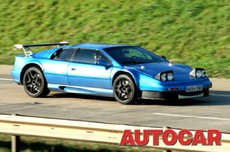 Lotus GT