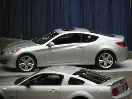 Nuevo Hyundai Sports Coupé descubierto