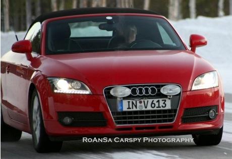 nuevos LEDs para el Audi TT