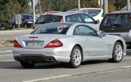 Nuevo Mercedes SL