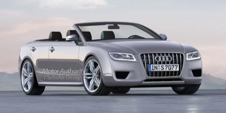 Audi A7 Cabriolet