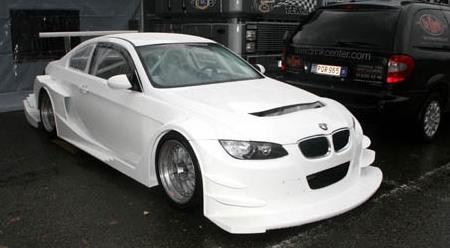 BMW M3 GTR, por EMG MotorSports