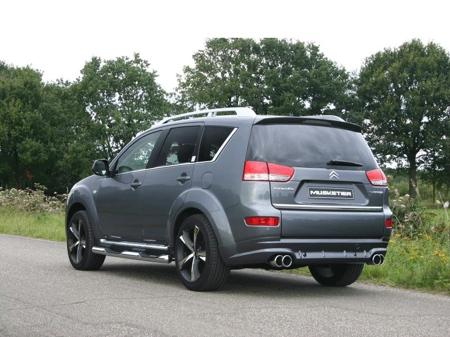 Citroën C-Crosser por Musketeer