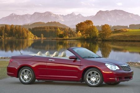 Chrysler Sebring 200C Cabrio