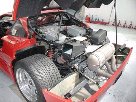 Ferrari F40 Biturbo