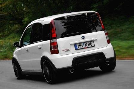 Fiat Panda 100 HP, por Novitec