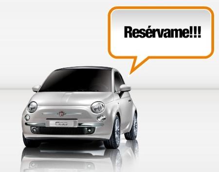Fiat 500 Reserva