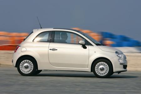 Fiat 500 EEUU