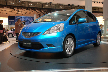 Honda Jazz Fit