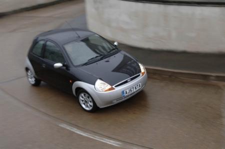 Ford Ka bicolor
